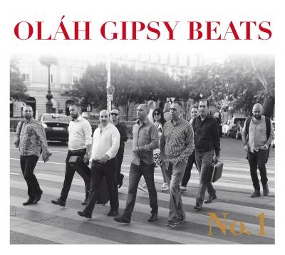 Oláh Gipsy Beats borító